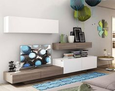 Modern Wall Storage System with Low Cabinet, TV Unit & Wall Cabinet - See more at: https://www.trendy-products.co.uk/product.php/8514/modern_wall_storage_system_with_low_cabinet__tv_unit___wall_cabinet#sthash.LzZBOtb7.dpuf