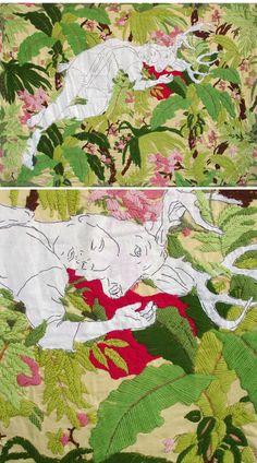 ana teresa barboza - embroidery