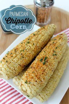 Chipolte Parmesan Corn