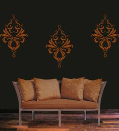 Wall Stencil/ Wall Decor  Emmy Awards by PaintandDesignStore, $67.00