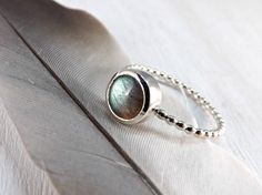 Hey, I found this really awesome Etsy listing at https://www.etsy.com/listing/209828707/labradorite-ring-fine-silver-ring-blue
