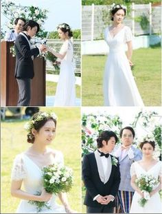 15 Stunningly Beautiful Wedding Dresses from K-dramas
