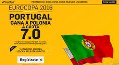 el forero jrvm y todos los bonos de deportes: betfair Portugal gana Polonia supercuota 7 Eurocop...