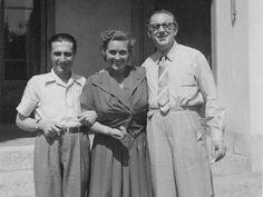 Dinu Lipatti, Elisabeth Schwarzkopf, Walter Legge