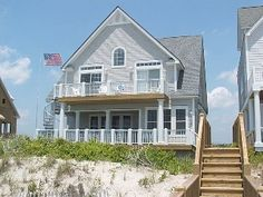 Absolutely Awesome! Beach Front, 6BR, Hottub Special: Open 2013 Weeks 10% OffVacation Rental in North Topsail Beach from @HomeAway! #vacation #rental #travel #homeaway