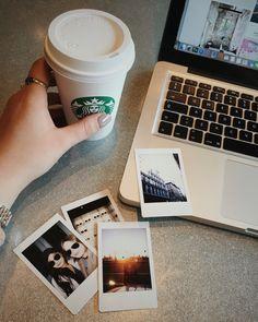 Study hour at Starbucks