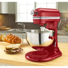 KitchenAid 5 Quart Professional Stand Mixer - ON SALE $199.88  - Home - Kitchen - Appliances - Baking - Holiday - Sale