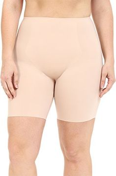 41a6587d00 Assets by Spanx Women s Remarkable Results High Waist Control Brief - Nude L