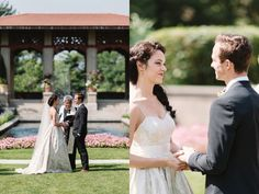 Lauren and Brian's Elegant Brunch Wedding at the Armour House » Two Birds Photography
