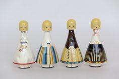 Reigi, Virumaa, Muhu, Kihelkonna (vasakult paremale/left to right)