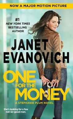 Number one in the neverending Stephanie Plum series by Janet Evanovich. The start to an endless stream of hilarious moments in one disastrous career. Now a movie that I can't wait to see!