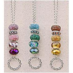 Eyeglass Necklace with Lampwork and Pave' Beads Diy Jewelry, Jewelry Necklaces, Jewelry Making, Beaded Bracelets, Jewlery, Diy Necklace Holder, Eyeglass Holder, Pandora Bracelets, Bead Crafts