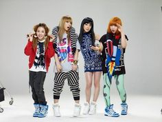 Love 2NE1's style? Well now you can grab their style for less!