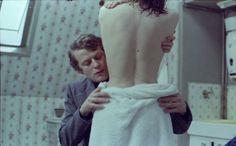 L'Amour l'après-midi (1972) d'Eric Rohmer, avec Bernard Verley, Françoise Verley, Zouzou
