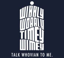 Doctor Who: T-Shirts, Posters, Greeting Cards, Stickers, Wall Art and More | Redbubble