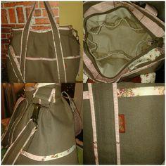 Nappy bag Backpacks, Bags, Fashion, Handbags, Moda, Fashion Styles, Backpack, Fashion Illustrations, Backpacker