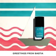 Postcard from CHANEL