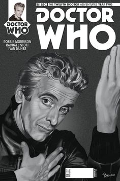 Capaldi does Heroes. Come on.