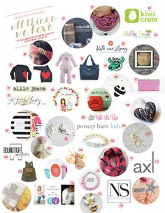 GIVEAWAY: All Things We Love - go win one of my Lucky Sage bracelets stacks, along with hundreds of other prizes on torispelling.com