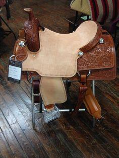 """Cactus Working Cowhorse Saddle 16"""" Seat #CactusSaddlery"""