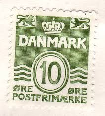 denmark postage stamp Popular Hobbies, Copenhagen Denmark, Vintage Stamps, Stamp Collecting, Danish, Faroe Islands, Art Prints, Artist, Art Impressions