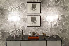 Magical wallpaper @ Modernique, the boutique