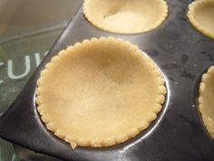 Pâte à tarte à la farine de soja et d'orge mondé