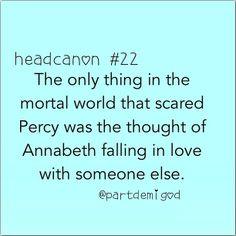 Percabeth FOREVER!
