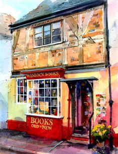 Bookshop by John Walsom