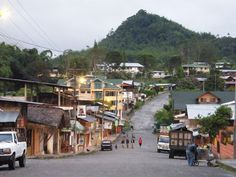 Mindo, Ecuador - some of the most precious people in the world, to me, are here...