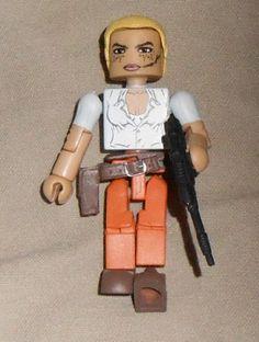 The Walking Dead - ANDREA - Minimates Figure - (Series 2) @ niftywarehouse.com #NiftyWarehouse #WalkingDead #Zombie #Zombies #TV