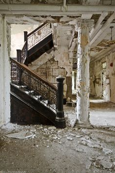 Urban Exploration abandoned Photography by HLGPhotos on Etsy, $20.00