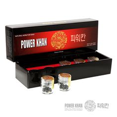 Power #Khan. This #Korean treasure is a 100% natural herb product that gives #sexual #vigor and #stamina with uncompromising results. It freshens up, makes stronger and improves general #physical condition!