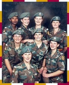 Military Women, Military Police, Military History, South African Air Force, Female Soldier, All Nature, Girls Uniforms, My Land, Coast Guard