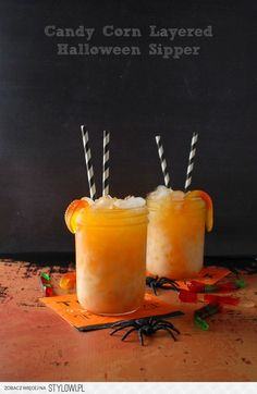 Creepy mocktails and other non-alcoholic Halloween drin… na Stylowi.pl