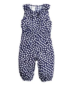 11ed16ed6cf1 Kids | View all | H&M US Baby Girl Jumpsuit, Toddler Jumpsuit,