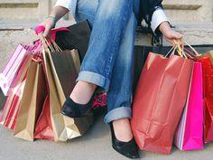 It's okay to go shopping. ;)