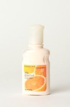 Bath and Body Works Pink Grapefruit Body Lotion « Holiday Adds
