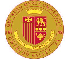 1948, Gwynedd Mercy University (Lower Gwynedd Township, Pennsylvania) #LowerGwyneddTownship #Pennsylvania (L10575)