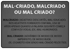 Nosso Português é Nossa Cultura. - Comunidade - Google+ Portuguese Grammar, Portuguese Lessons, Portuguese Language, Learn Brazilian Portuguese, Fairy Tales For Kids, Education Reform, Language Study, School Hacks, Study Tips