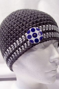 CrochetDiva66 has a lot of great crochet hat designs on Etsy.
