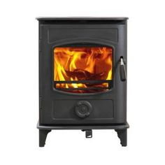 Hi Flame 800 Sq. Small Wood Burning Stove EPA Certified Graphite in Black – The Home Depot – Freestanding fireplace wood burning Best Pellet Stove, Best Wood Burning Stove, Wood Burning Fires, Wooden Fireplace Surround, Freestanding Fireplace, Freestanding Stoves, Wood Stove Reviews