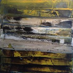 """Convergence No. 1 by Chris Foster; acrylic on canvas 30"""" x 30"""""""