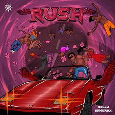 Bella Shmurda - Rush (Moving Fast) Latest Music, New Music, Hot Song, Song Of The Year, Music Charts, The New Wave, Music Download, Listen Download