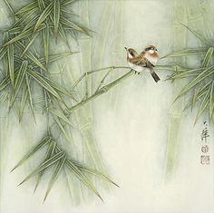 Chinese Painting by Lou Dahua