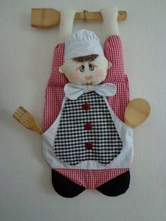 Puxa saco cozinheiro