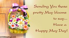 35 best may day images on pinterest may days happy may and labour a may basket on may day free may day ecards greeting cards 123 m4hsunfo