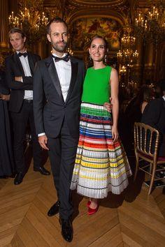 Celebrities Attend the Paris Opera Ballet Opening Gala - Vogue