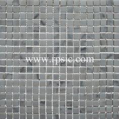 Bianco Carrara Mosaic 5/8x5/8 Polished MSP-36