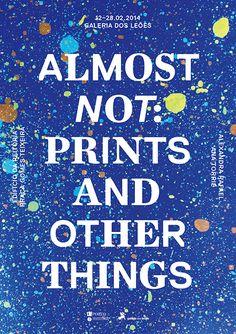 bichosdaceda:  6 colour screen print on munken paper. the...